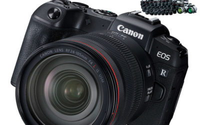 Cashback Canon & Fujifilm